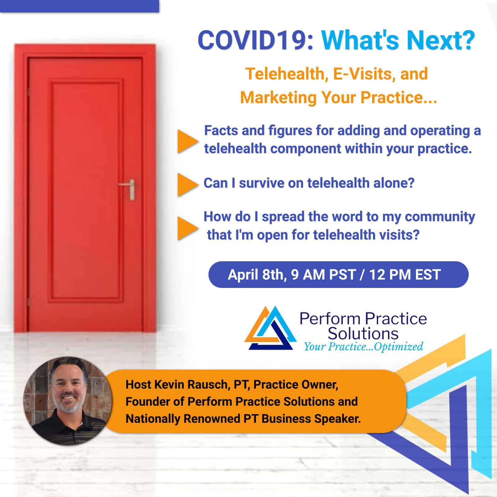 Marketing webinar: 5 steps to marketing your practice after COVID-19